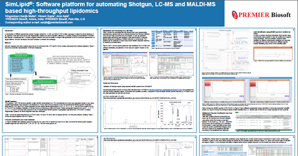 Automate Shotgun, LC-MS and MALDI-MS based high-throughput lipidomics using SimLipid®