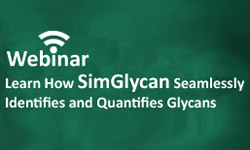Webinar on Automated mass spectrometry based glycan identification
